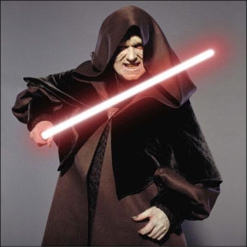 Dans quel épisode le Seigneur Sith Dark Sidious, alias Palpatine, crée-t-il l'Empire Intergalactique après avoir été élu démocratiquement Chancelier Suprême ?
