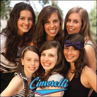 Cimorelli est un groupe...