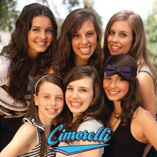 Les soeurs Cimorelli