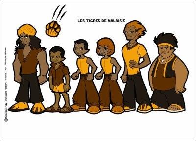 Que font les Tigres de Malaisie pour participer au Mondial de Foot de rue ?