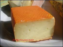 Fromage du Jura, au lait de vache à pâte demi ferme :