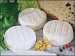 Fromage de chèvre au lait cru du Lot :