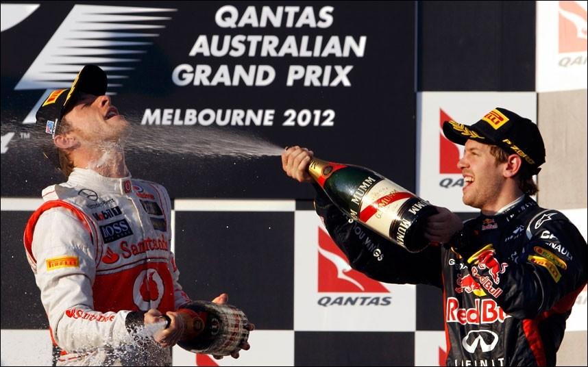 Dans ce Grand Prix, il arriva premier !