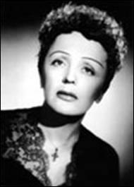 Quelle est cette chanson d'Edith Piaf ?