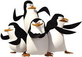 Les pingouins de 'Madagascar'