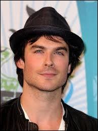 Comment s'appelle l'acteur qui incarne Damon ?