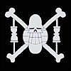 A quel capitaine d'équipage appartient ce drapeau ?