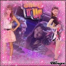Quel personnage joue-t-elle dans  Shake it up  ?