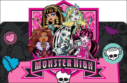 Combien y a-t-il de  Monster High  ?