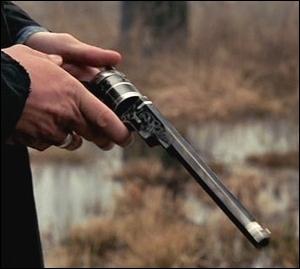 Dans la série, à quoi cette arme sert-elle ?