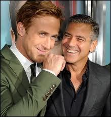 Dans quel film joue-t-il aux côtés de Georges Clooney ?