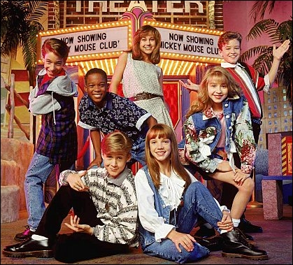 Avec qui Ryan Gosling a-t-il fait  All New Mickey Mouse Club  ?
