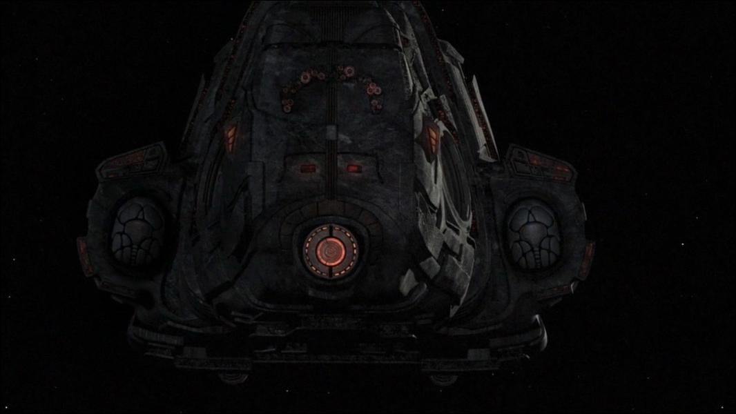 Dans quel série voit-on ce vaisseau ?