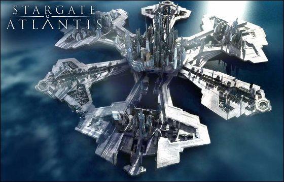Atlantis peut-elle aller dans l'espace ?