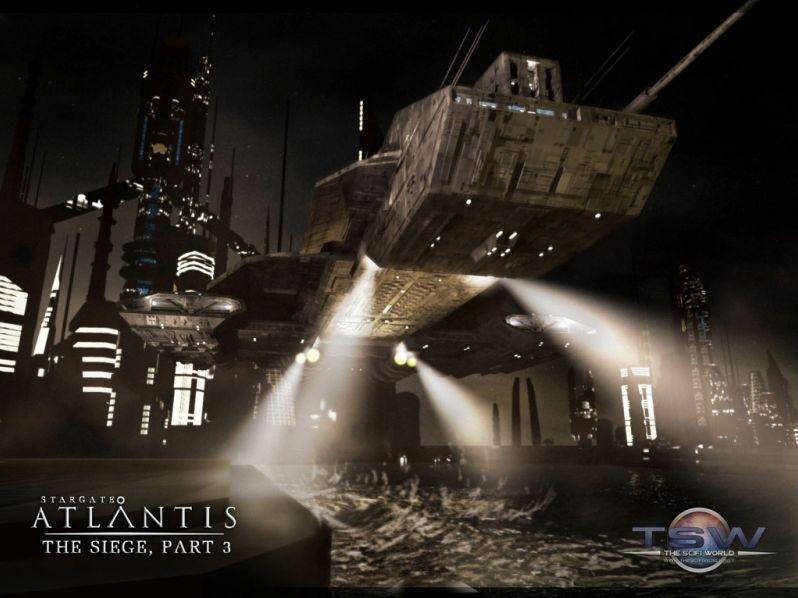 Stargate - Les vaisseaux