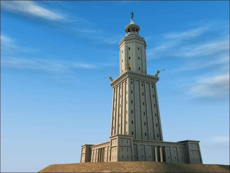 Le phare d'Alexandrie (Égypte) est une des :