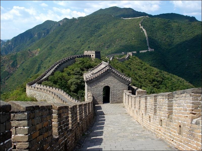 La Grande Muraille (Chine) est une des :