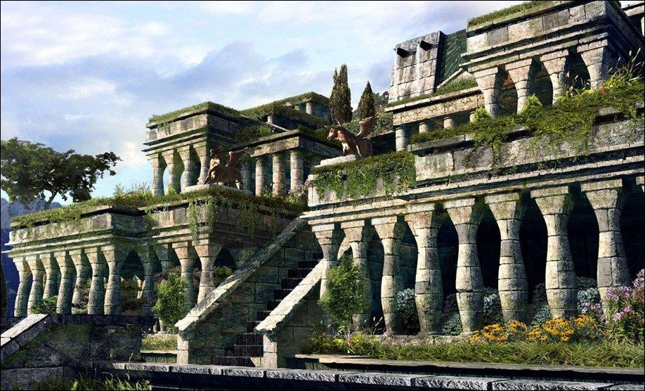 Les jardins suspendus de Babylone (Irak) s'inscrivent parmi les :