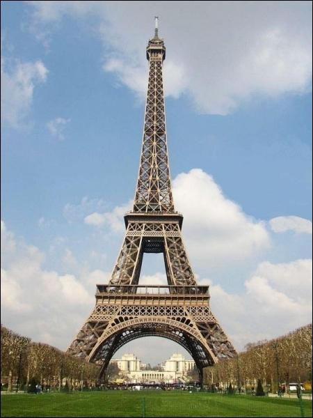 La tour Eiffel (France) est une des :