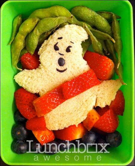 Assaisonné de quelques haricots, myrtilles et fraises, je suis censé vous faire peur, pourtant je devrais vous rappeler un film !