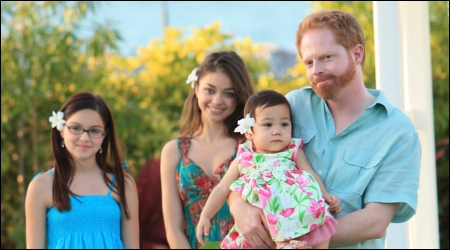A la fin de la saison 1, où part toute la famille ?