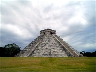 De quelle civilisation ancienne provient ce monument ?