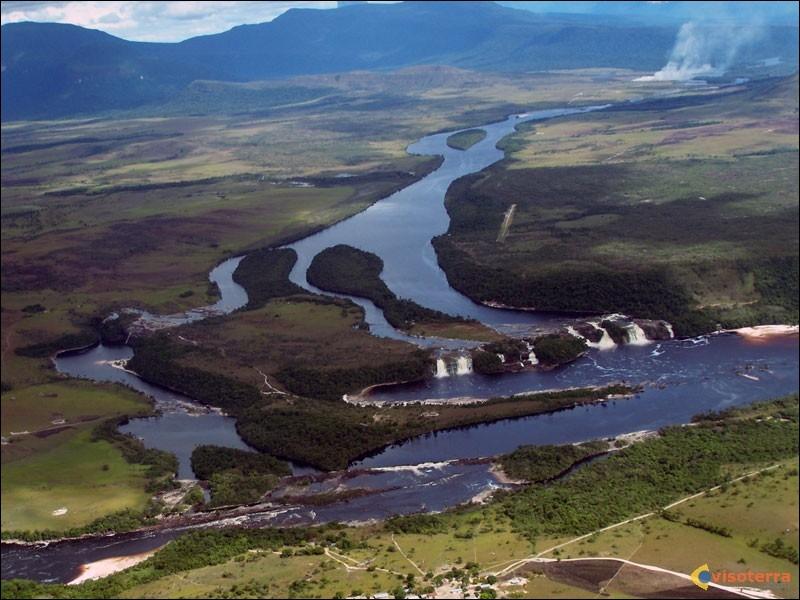 Où se situe ce parc national déclaré patrimoine de l'humanité par l'UNESCO en 1994 ?