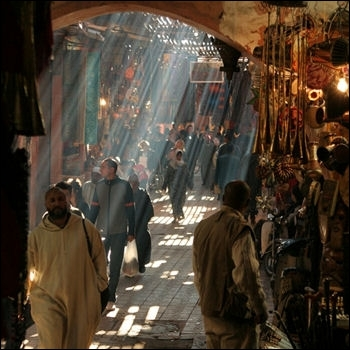 Patrimoine mondial : La médina de cette ville marocaine abrite un grand nombre de chefs-d'œuvre d'architecture et d'art.