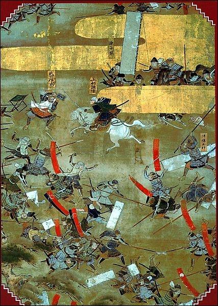 Jeux vidéo : Quelle saga développée par Koei retrace les guerres intestines de l'époque Sengoku au Japon ?