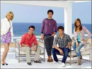 Comment s'appelle la dernière saison des Jonas ?