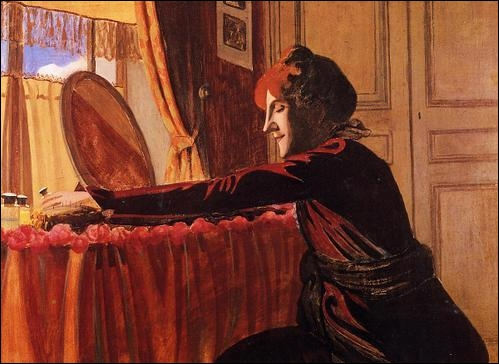 Quizz les miroirs en peinture 3 quiz peintres peintures for Devant le miroir manet