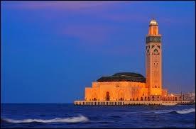 Casablanca est sur...