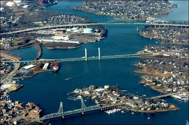 Portsmouth (Angleterre) est un port de...