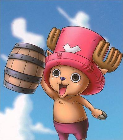 Les personnages de One Piece