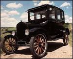 Quel modèle noir pour tout le monde, Ford a-t-il lancé en 1908 ?