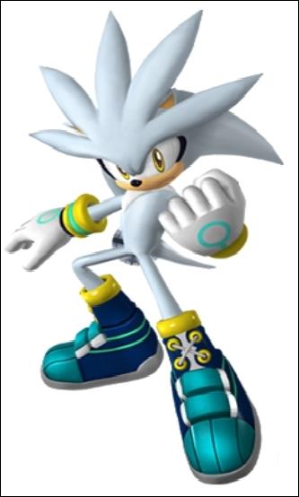 Ce hérisson blanc vient d'un futur dévasté où il tente de faire revenir la paix. Dupé par Mephiles, il essayera de tuer Sonic dans Sonic The Hedgehog (2006), et est le meilleur ami de Blaze.