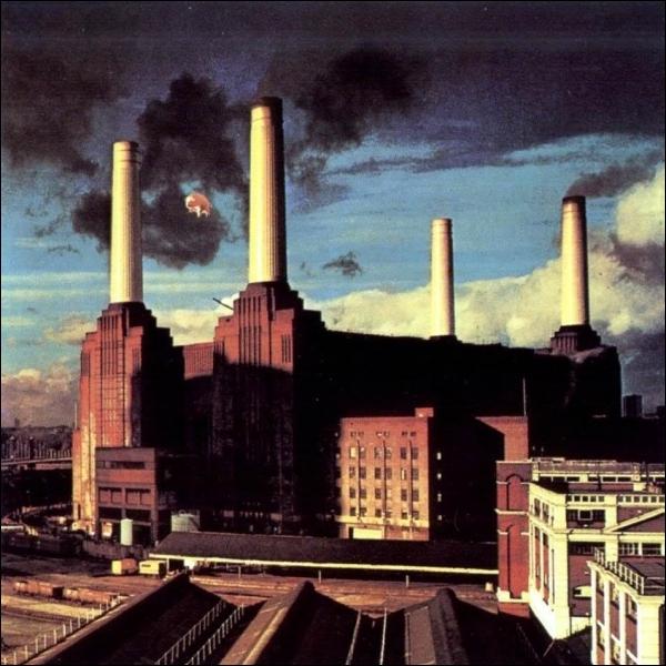 Quel nom porte cet album de Pink Floyd ?