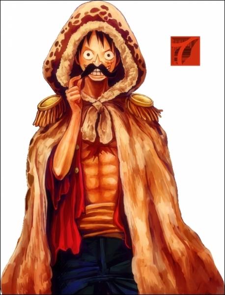 Avec qui Luffy va t-il s'entraîner pendant 2 ans ?
