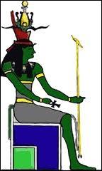 Je suis le fils du dieu de l'air et de la déesse de l'eau, je suis le dieu de la terre, qui suis-je ?