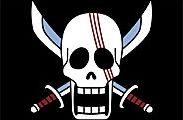 One Piece - Les drapeaux