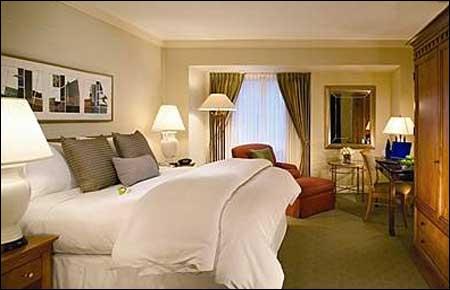 Parmi ces hôtels, lequel est le plus vieux de Los Angeles ?