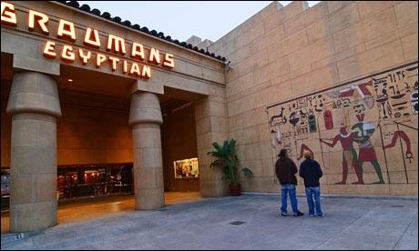 Laquelle de ces salles de spectacles n'est pas à Hollywood ?