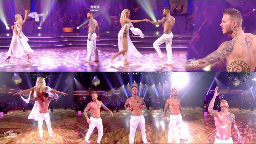 Quelle danse Matt n'a-t-il pas pratiquée dans  Danse avec les stars  ?