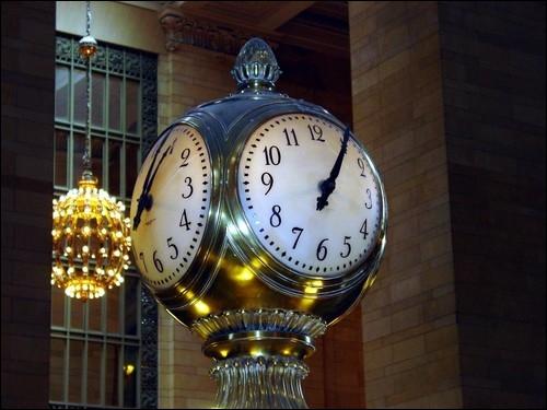 Dans quel bâtiment retrouve-t-on cette fameuse horloge ?