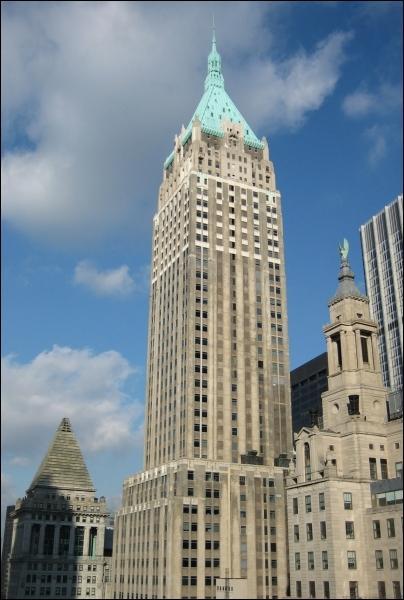 Identifiez cet édifice appartenant à Donald Trump qui s'appelait autrefois le «40 Wall Street».
