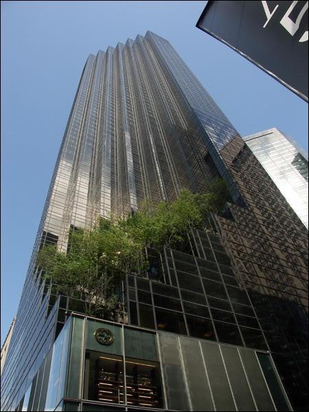 Identifiez cet édifice appartenant à Donald Trump.