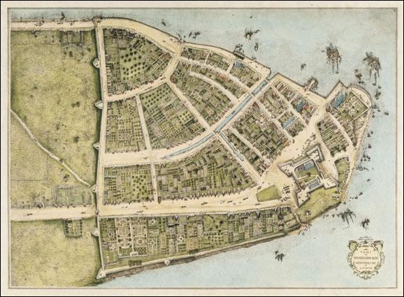 Comment s'appelait la ville de New York lorsqu'elle appartenait aux Hollandais ?