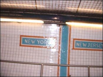 Quel tunnel ne traverse pas la frontière de l'Etat de New York et du New Jersey ?