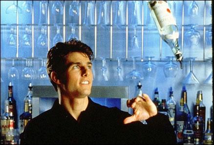 Dans le film  Cocktail , sorti en 1989, quelle actrice jouait avec Tom Cruise ?