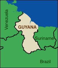 Quel est l'ancien nom du Guyana ?